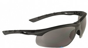 Очки Mil-Tec «TACTICAL GLASSES SWISS EYE® LANCER» Smoke